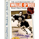 Thumbnail of Willie O'Ree autobiography book cover