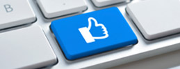 Facebook likes YorkU