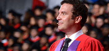 Rick Mercer at YorkU