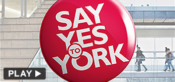 Say Yes to York