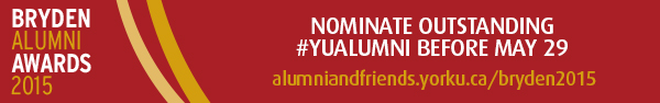 Bryden Alumni Award Nominations