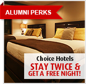 Choice Hotels Perk