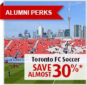 Toronto FC Perk