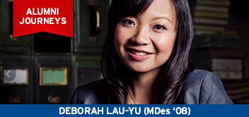 Alumni Journeys - Deborah Lau-Yu