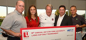 Lions Cup Golf Tournament