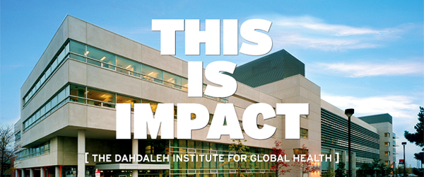 York University establishes The Dahdaleh Institute for Global Health after $20-million donation