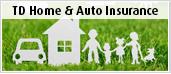 TD Home & Auto Insurance Perk