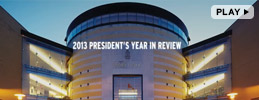 2013 President's Year in Review