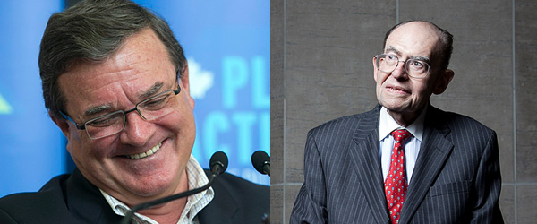Fellow alumni share memories of Herb Gray and Jim Flaherty