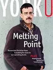 YorkU Magazine Winiter 2014