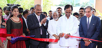 Opening of Schulich campus in Hyderabad