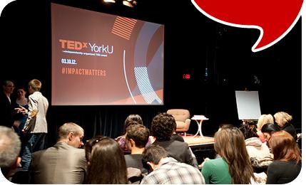 TEDxYorkU 2013