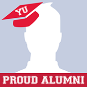 Show your York Pride on social media with a Proud Alumni Twibbon for your Facebook or Twitter profile picture.