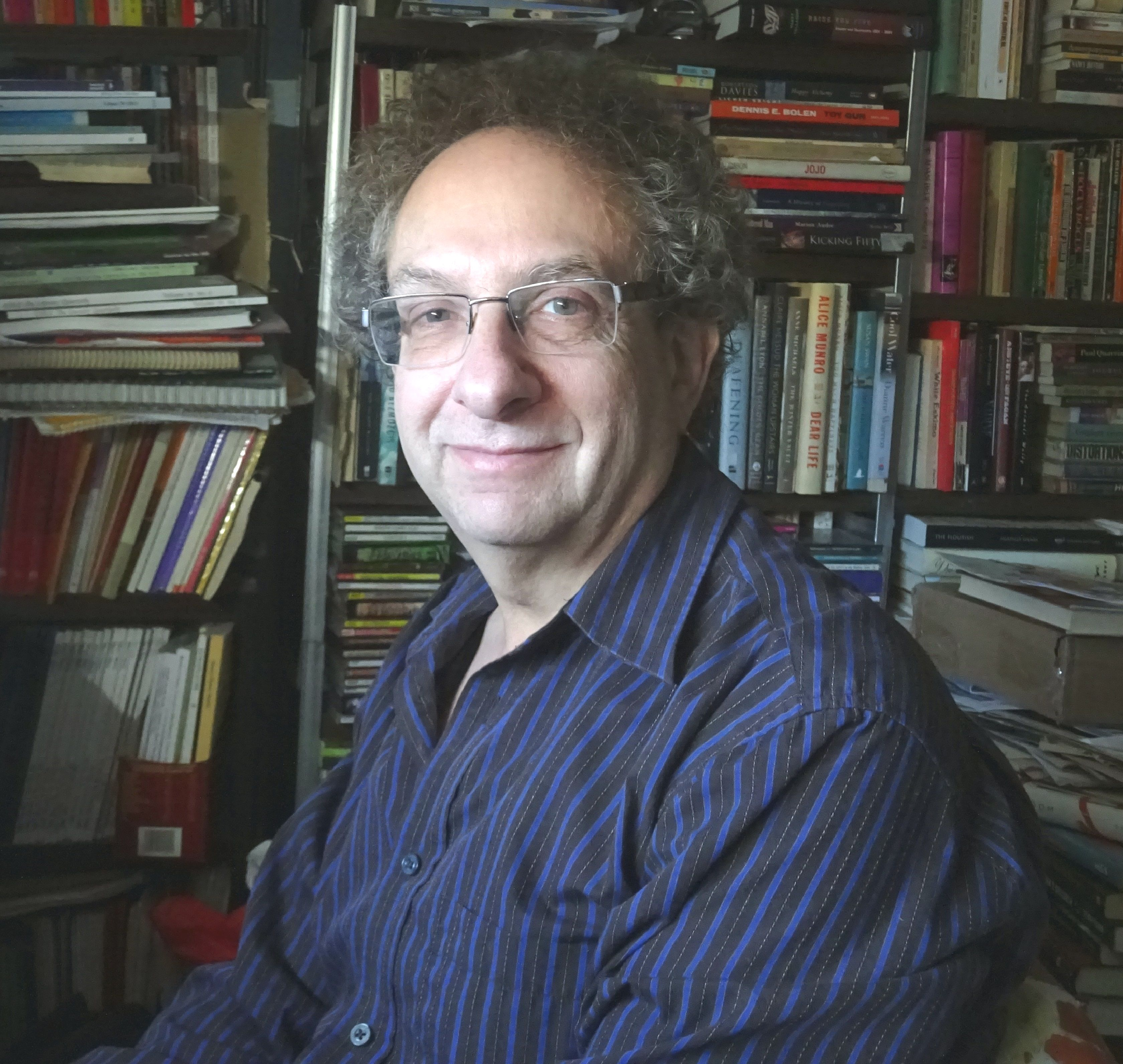 Allan Weiss, home page
