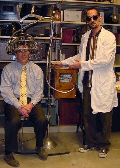 John Bean & David Baker