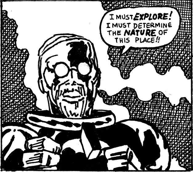 Sigmund Freud comic