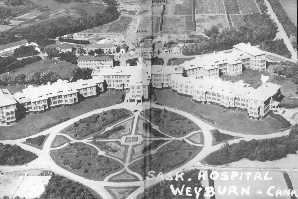 Weyburn Asylum