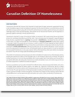 system failure causes homelessness essay Common cause failures (ccf) is one of the reasons why a classical reliability model of your system may dangerously underestimate the risk of failure it directly attacks the benefits of providing redundancy by creating a single point of failure.