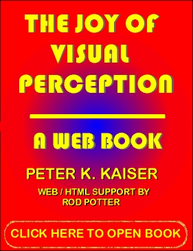Logo for A web book, The Joy of Visual Perception