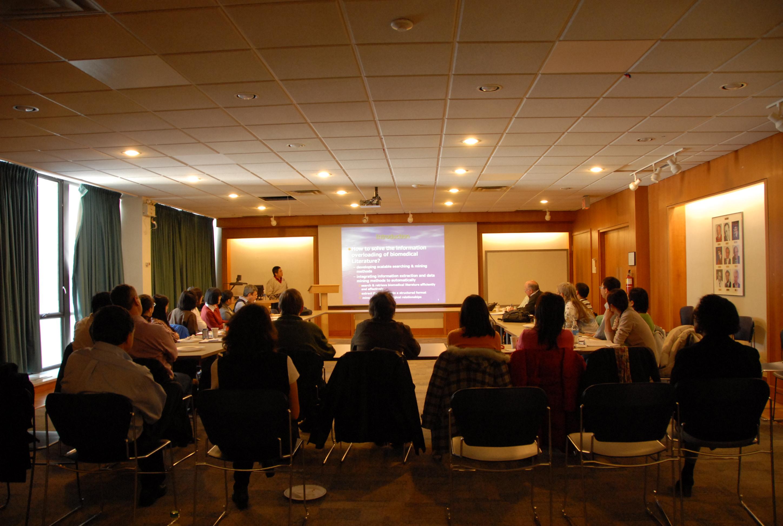 Rangos Research Seminar