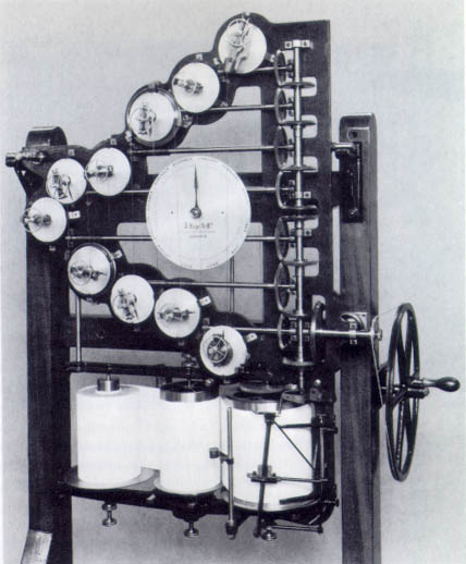 Baron Kelvin&#39;s Tide Predictor (1876-1878)