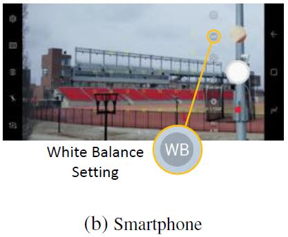 MarkWhite: An Improved Interactive White-Balance Method for