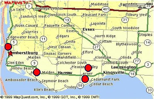 9 May 2000 Storm Damage Survey
