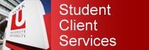 Student Client Services link