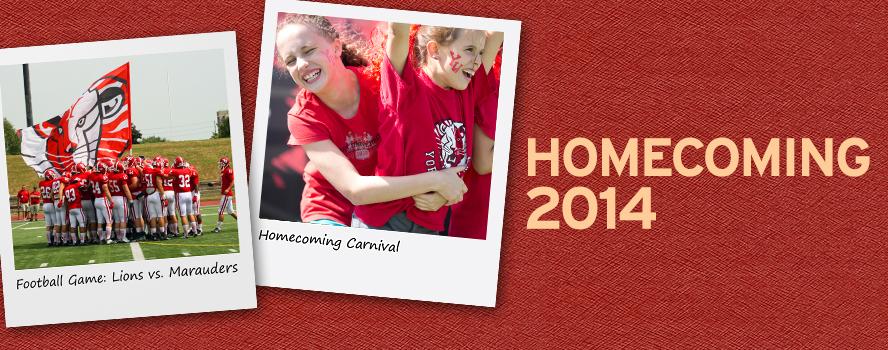 September 17-21, make plans to come home.