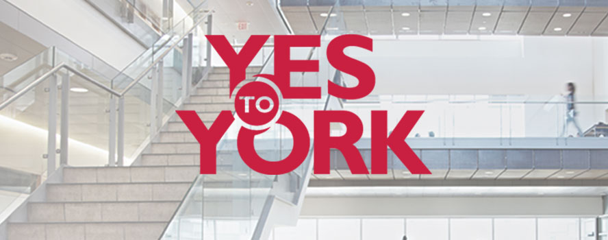 Bring a York University campus to York Region. Say Yes to York