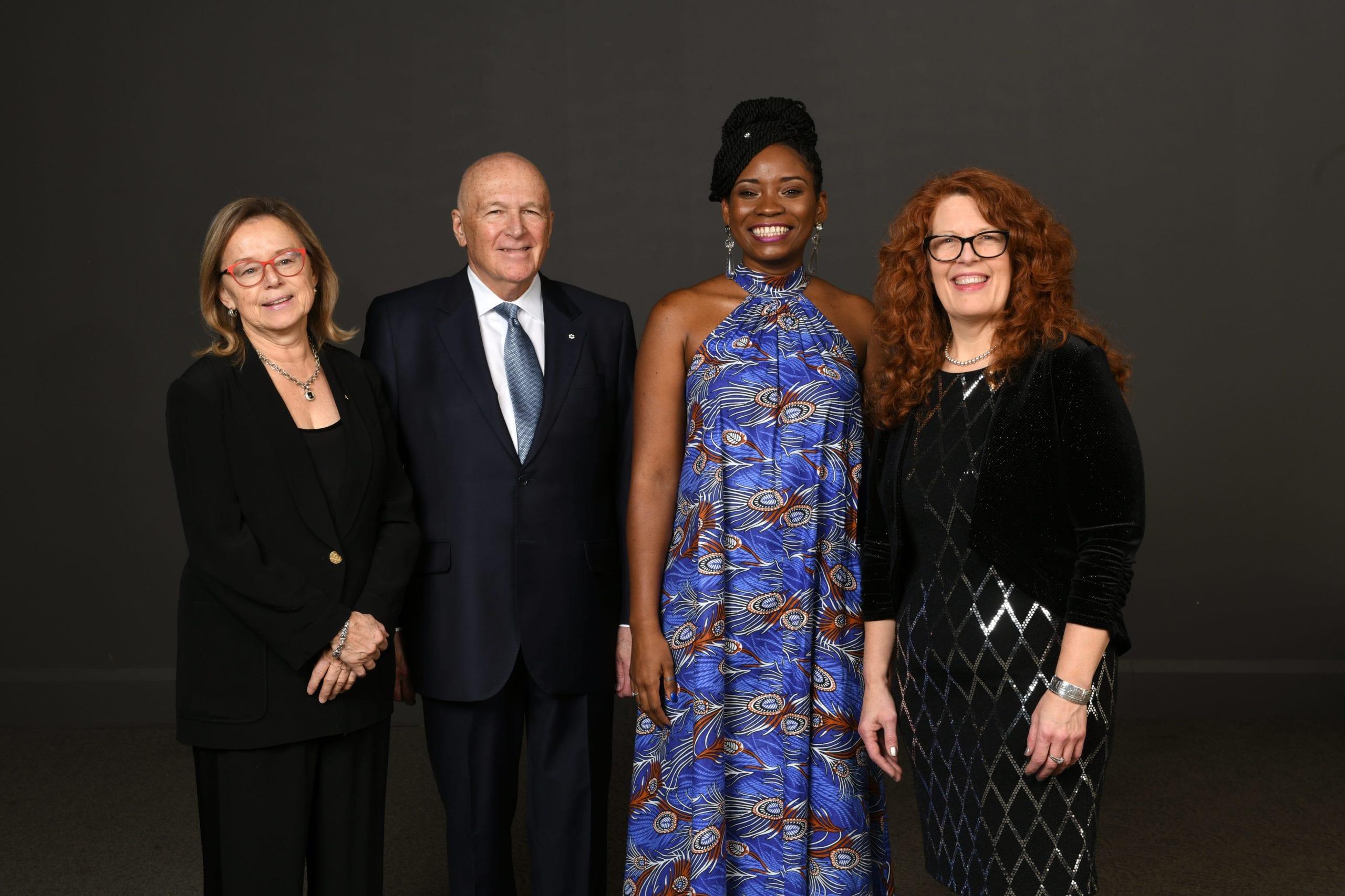Annual awards gala celebrates impact of York University alumni
