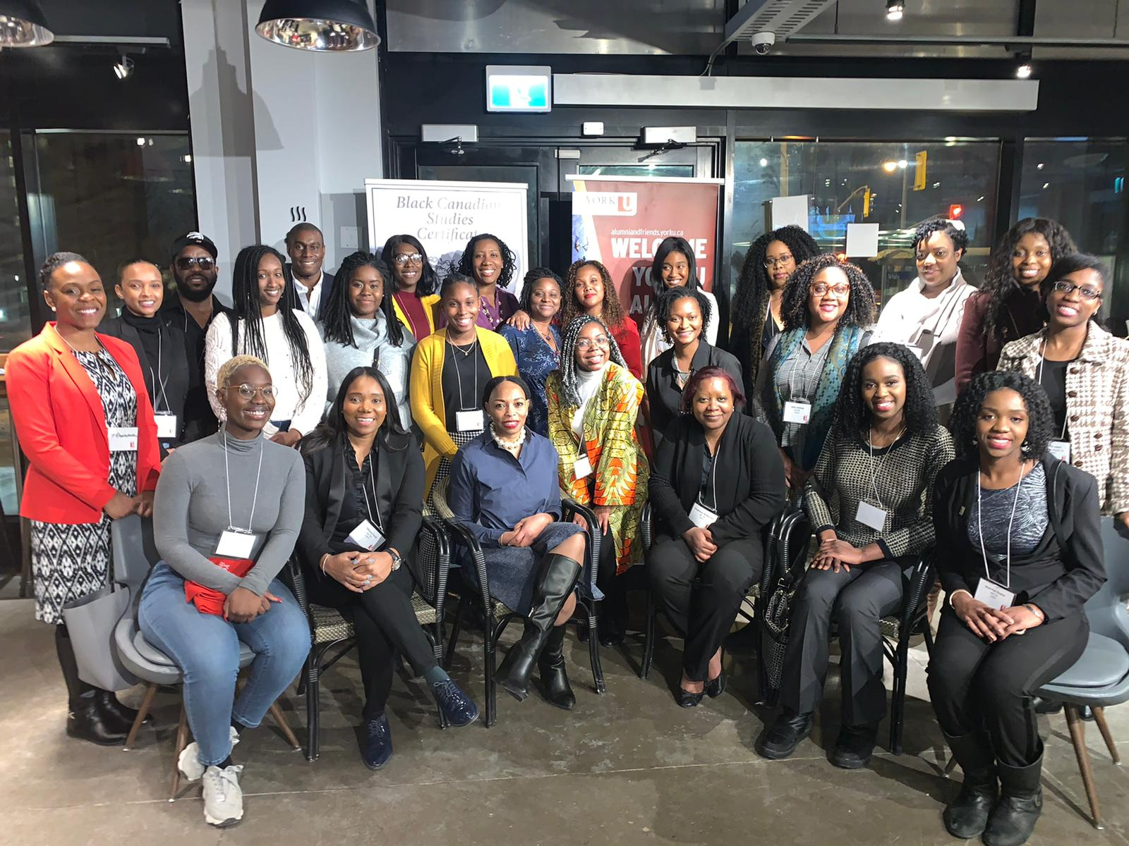 Black Alumni Network (YUBAN) relaunches with official kickoff during Black History Month