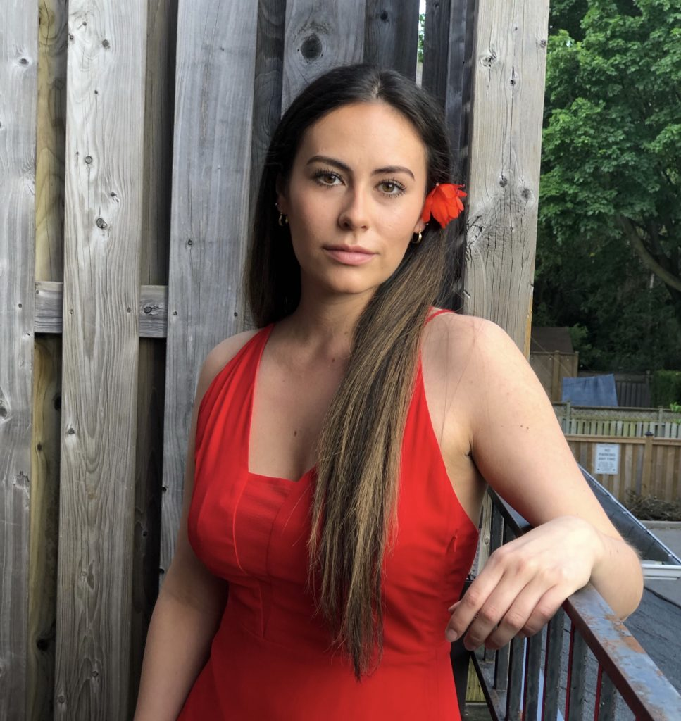 York alumna, Kayla Ruiz (BFA '17)