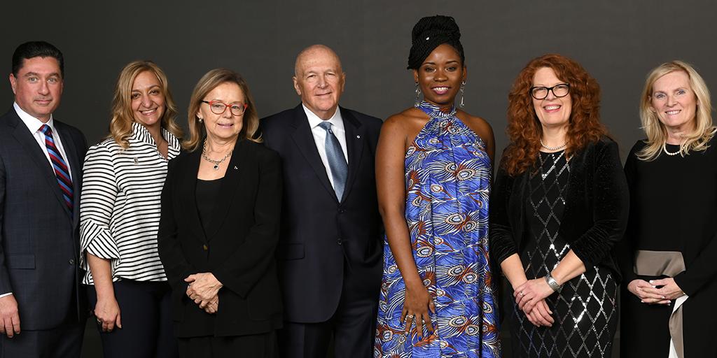 Bryden Alumni Award Winners 2019