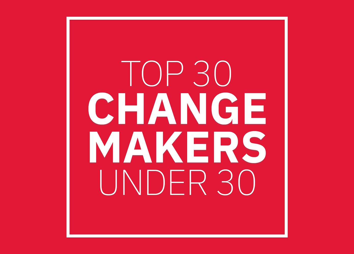 York releases inaugural list of Top 30 Changemakers Under 30