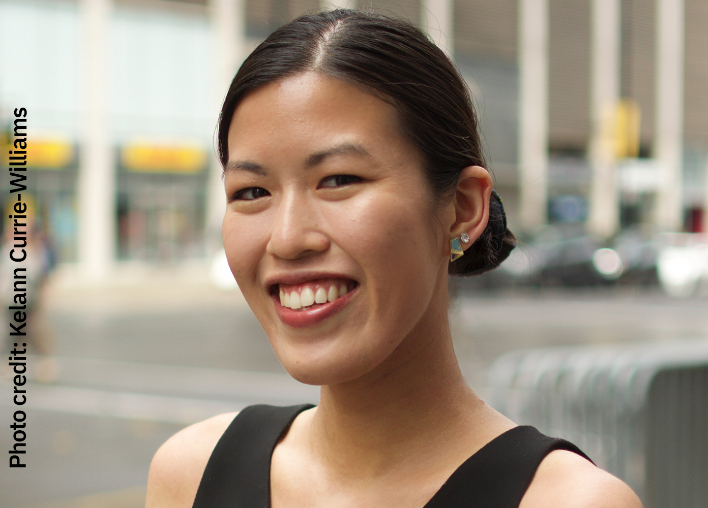 Alumni Spotlight: Rowena Tam (BA '17)