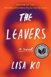 Cover art for 'The Leavers' by Lisa Ko