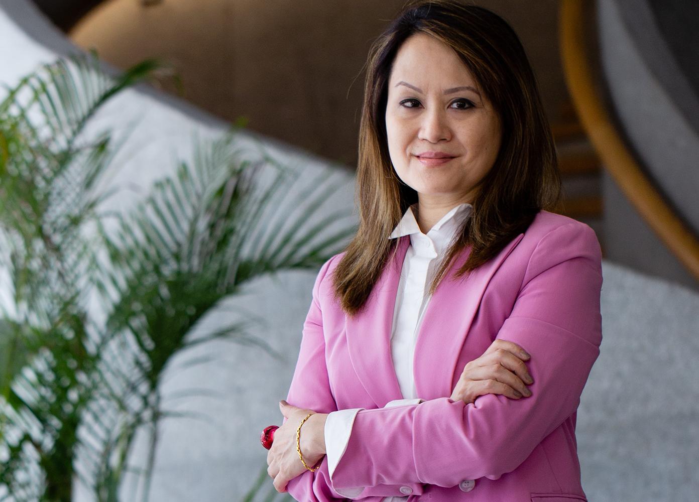 Alumni Spotlight: Ingrid Pui Yee Chu 朱珮瑿 (BFA '93)