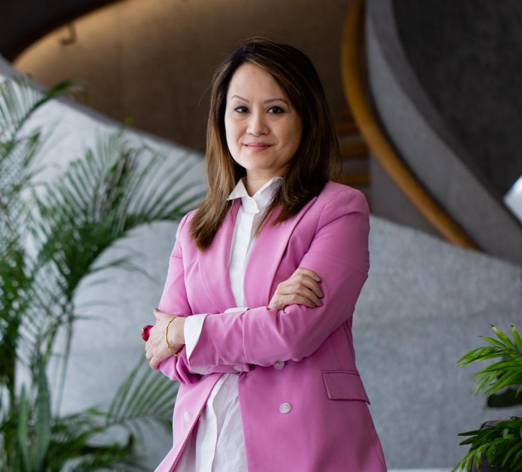 Ingrid Pui Yee Chu. Photo credit: Stephanie Teng