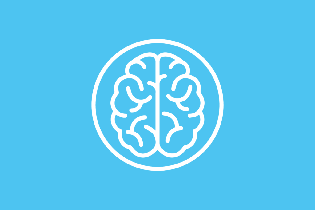 Icon of a brain