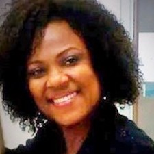 indigenous studies alumna Dorothy Okoye