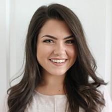 English and French alumna Sabrina Fortino