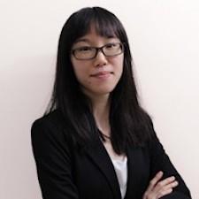 Linguistics alumna Xiaochuan Qin