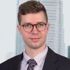 new college alumnus Andrew Galatsan