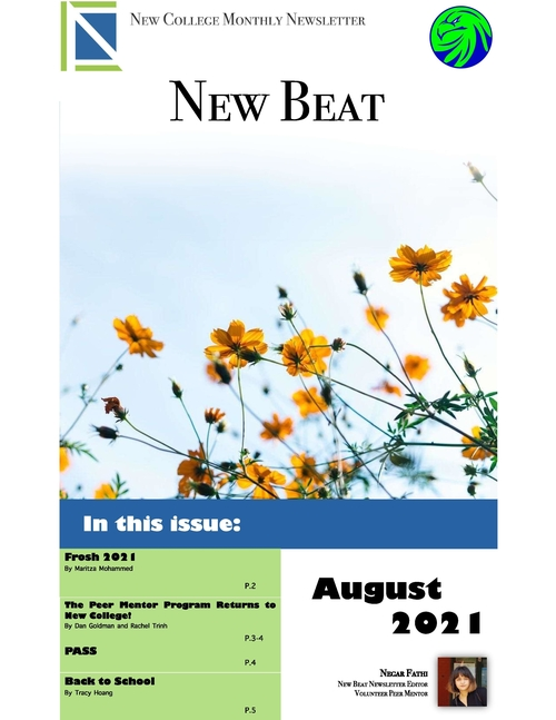 August 2021 Cover Page