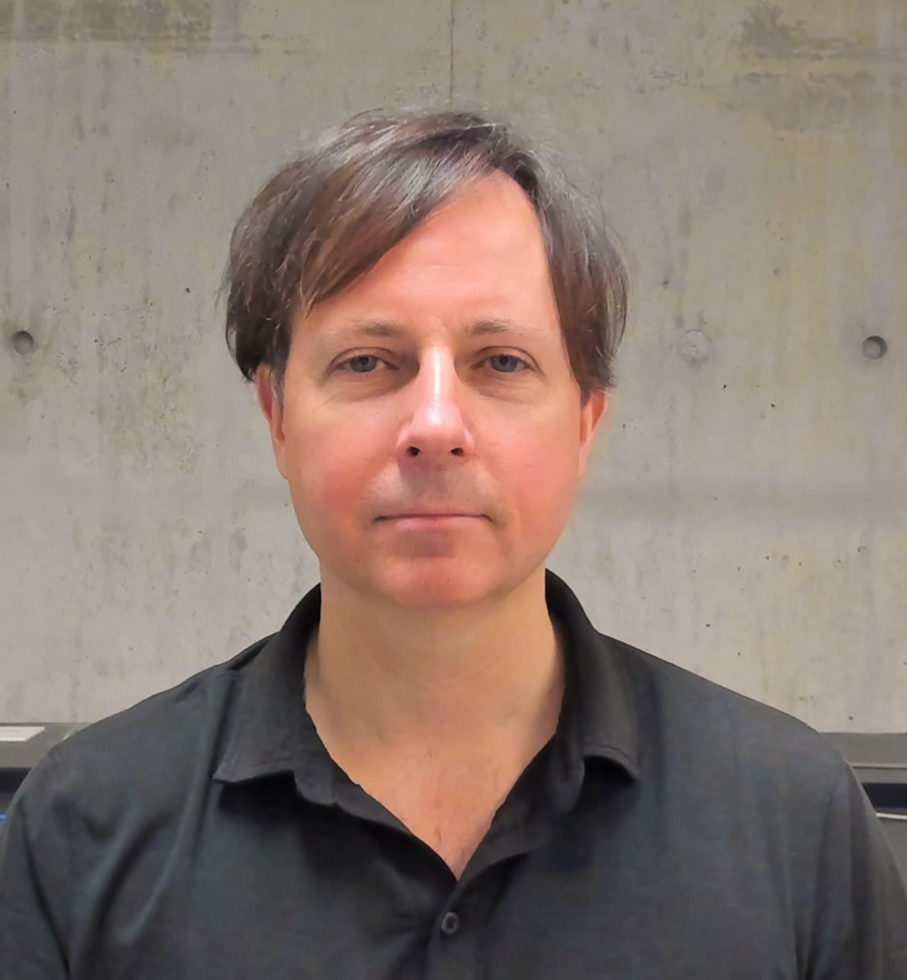 Photo of Richard Murray