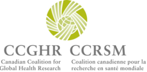 Canadian Coalition for Global Health Research logo