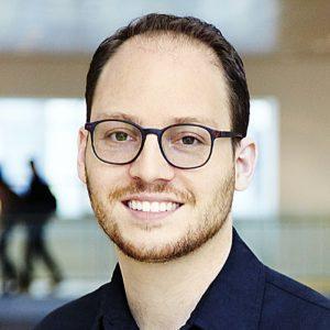 Portrait of Steven Hoffman
