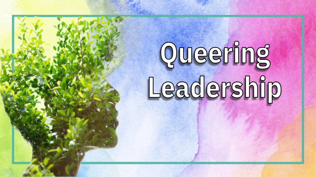 Queering Leadership Icon