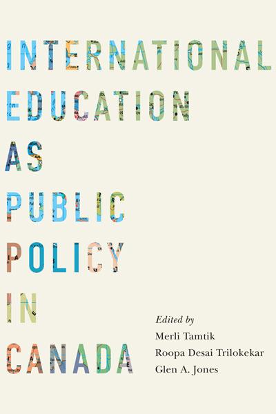 International Education as Public Policy